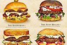 Sandwich&Hamburger