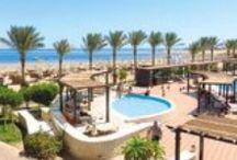 Sharm El Sheikh - Jaz Belvedere / E' uno dei resort più completi, curati ed eleganti di Sharm El Sheikh. Progettato come villaggio ideale per il gusto italiano: infrastrutture sportive, di animazione e di cucina, location, ampi spazi comuni, soft all inclusive 24 ore ed elevata qualità del comfort e di servizio assicurati dalla prestigiosa catena Jaz. Composto da palazzine a 2-3 piani distribuite in curatissimi giardini, sorge a Ras Nasrani, zona nota per l'ampiezza e la bellezza delle sue spiagge.