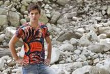 Art t-shirt / t-shirt whit print of my pictures