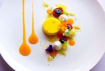 Food and plating ideas / Recipes, fine dining, beautiful plating etc.