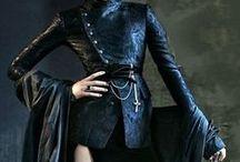 Gothic soul / Прекрасны готические образы и аксессуары.