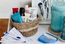 geschenke...ÜBERNACHTUNGSGÄSTE // GIFTS FOR GUESTS / Willkommen bei und Zuhause: Ideen für Übernachtungsgäste! // Welcome in our home: ideas for sleep-over guests!