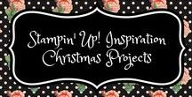 Stampin' Up! Inspiration Christmas Projects
