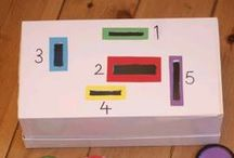 Maths activities / preschool education
