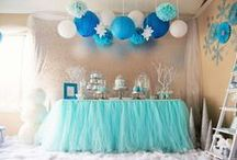 party like...EISKÖNIGIN // FROZEN THEMED PARTY / Ideen für Kindergeburtstag / Mottoparty Frozen/die Eiskönigin/Elsa und Olaf, besonders für Mächen:  Geschenke, Partydeko, Sweet-Table und Candy-Bars, Partyfood und Getränke, Spiele/Aktionen, Geschenke usw.  Girls wanted: ideas for a frozen themed Party:  Gifts, Party decorations, DIY's, sweet table and candy bars, partyfood 'n Drinks, games, fun stuff!