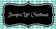 Stampin' Up! Christmas / stampin up, christmas, kerstmis, kerst, christmas cards, christmas projects, kerstkaarten, kerstprojecten