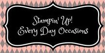 Stampin' Up! Every Day Occasions