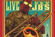 Affiches artistes / #affiche #musique #concert #live