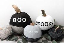 diy...KÜRBIS DEKO // PIMP YOUR PUMPKIN / schnelle und kreative DIY Kürbisdeko Ideen, perfekt für den Herbst und Halloween. // easy and creative DIY pumpkin decorations, perfect match for Fall and Halloween.