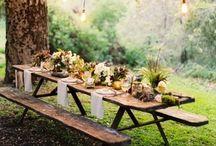party like...GARTENPARTY & HOCHZEIT // BACKYARD PARTY & WEDDING / Suchst Du Ideen für eine Gartenparty oder Hochzeit im Garten? Finde hier kreative und einfache Inspirationen für DIY's, Dekoration, Getränkebars, Foodstations, den gedeckten Tisch und mehr!