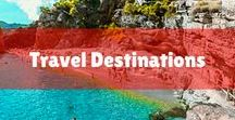 Travel Destinations / The best places to stay and things to do in the most beautiful destinations around the world.