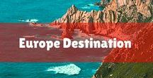 Europe Destinations / This Board is full of Great destinations to go to in Europ. Find all about the best places to visit and what to do in Europe.