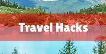 Travel Hacks / Travel hacks and guides, including airport secrets, packing, and money-saving hacks, and how to make the best of your travels! and lotds more.