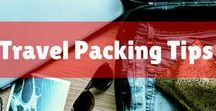 Travel Packing Tips / Packing is never easy, but these tips will help make it easier. This board includes what to pack, how to pack light, packing tips and tricks, how to fit more clothes in your bag, how to keep your clothes wrinkle free, and much more.