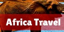 Africa travel / nterested to Travel to Africa? Here are some experiences to put on your Bucket List ✈ Sightseeing - Accommodation - Restaurants - Shops - Meaningful Experiences ✈