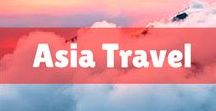 Asia  travel / Interested to Travel to Asia? Here are some experiences to put on your Bucket List ✈ Sightseeing - Accommodation - Restaurants - Shops - Meaningful Experiences ✈