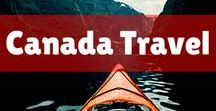 Canada Travel / Canada travel tips + destination inspiration for seeing the best of the Great White North. Celebrating Canada in all its seasons and glory. Travel destinations in Canada. Travel tips for trips to Canada.