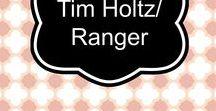 Tim Holtz/Ranger