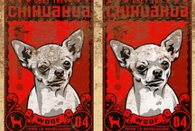 Dos Chihuahuas / by Jackie Marshall Safonov