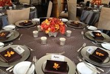 Corporate Events Arrangements / We can will gladly create floral design and take care of all elements of decor for your corporate events. We will follow your corporate standards and will design flowers specifically for you and your company t enhance your business personality.