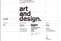 Art/frame/typography