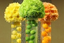 Citrus Wedding Inspirations / Wedding ideas in bright citrus colors of orange, lemon & lime, from The Bride's Shoppe, Great Falls, MT. Want to see more? Check out our Tangerine Dreams, Yellow, and Lime & Black Wedding Inspiration boards! www.TheBridesShoppe.com