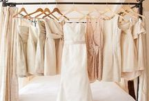Neutral Wedding Inspirations / Beautiful ideas for your wedding, featuring cream, mocha, blush and neutral tones... from The Bride's Shoppe, Great Falls, MT.  www.thebridesshoppe.com