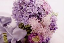 Lilacs and Lavender Wedding Inspirations / Dreamy wedding ideas in soft shades of Lilac and Lavender, from the Bride's Shoppe,  Great Falls, MT.   www.thebridesshoppe.net