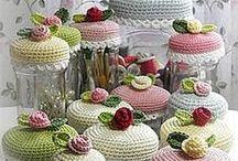 CROCHET FOR HOME.. / by LIA