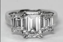 Diamonds Are A Girl's Bestie / by Trina Meachem Smith