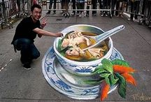 Attractive And Amazing 3D Art / Attractive And Amazing 3D Art With Admissin Guidance