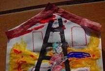 Brandweerman / Vanaf nu! Kijk voor Digibordlessen,computerspelletjes,Filmpjes op Yurls bij; Tineke Witlam.yurls.net