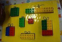 Bouw; met Duplo & Lego / Duplo en Lego voorbeelden