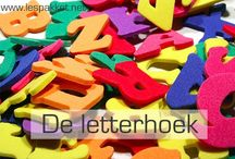 Letterpret / Spelen met Taal. Kijk ook bij; Tineke Witlam.yurls.net