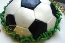 Torte calcio / Torta per tifosi