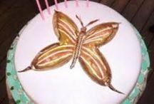 Torte speciali / Ricoperte pasta zucchero e particolari