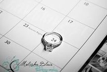 Soon to be a Stratton :D / I'm so excited to be marrying Rob. Better get some ideas! :) / by Courtney LaCosse