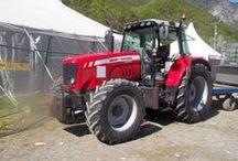 Tractor spotting / Trattori fotografati alle fiere, ai raduni, a riposo o al lavoro
