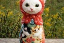 Crafty Cats / by Francesca Degani