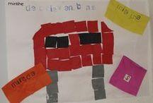 Blokboek / Voor elk thema en onderwerp een opdrachtkaart. Kijk ook bij;Tineke Witlam.yurls.net