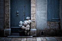 Doors, Windows, Old & New