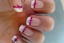 nail polishes & arts