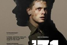 """'71 / ★★★★ """"'71 hurtles along, visceral and daring."""" - London Evening Standard. IN CINEMAS MARCH 2015 #71Film   Starring up-and-coming talent Jack O'Connell (Unbroken, Starred Up), this exhilarating, gripping thriller re-creates """"The Troubles"""" in Northern Ireland through the eyes of a young British soldier, who is accidentally abandoned by his unit following a terrifying riot on the streets of Belfast in 1971."""