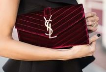 YSL | Saint Lauren Fashion / Favorite items from Saint Laurent YSL. Outfits, Fashion, Shoes, Bag, Jewellery