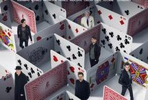 Now You See Me 2 / The illusionists known as the Four Horsemen must perform an unprecedented stunt to clear their names and expose the unethical practices of a tech magnate.