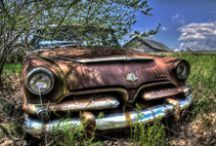 Best of Abandoned vehicles