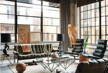 DESIGN STYLE: PARIS VINTAGE / Industrial