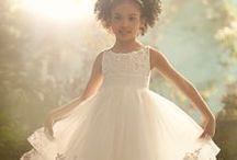 Flower Girl Wedding Inspirations / A collection of gowns for the littlest member of your wedding party! www.TheBridesShoppe.com