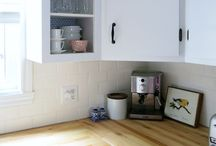 I want to make food here / Gorgeous kitchens