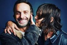 The Walking Dead: S6 / We love the world's number one TV show, THE WALKING DEAD!